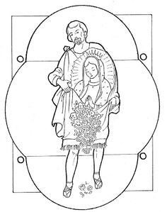 236x299 Our Lady Of Fatima Coloring Page For Apparition Fair Catholic