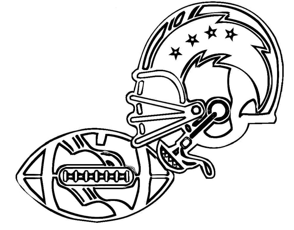 San Francisco 49ers Coloring Pages