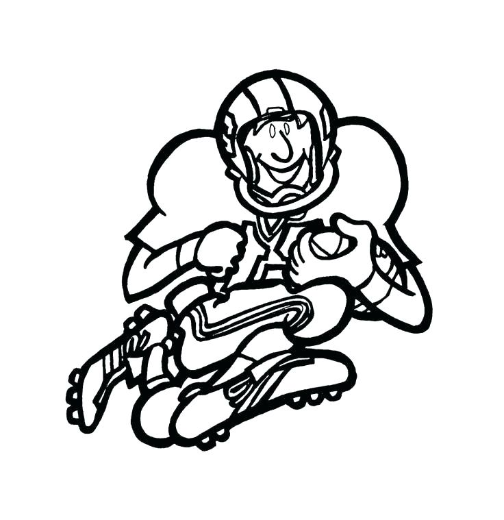 736x759 Coloring Page Top Rated Coloring Pages Pictures Football