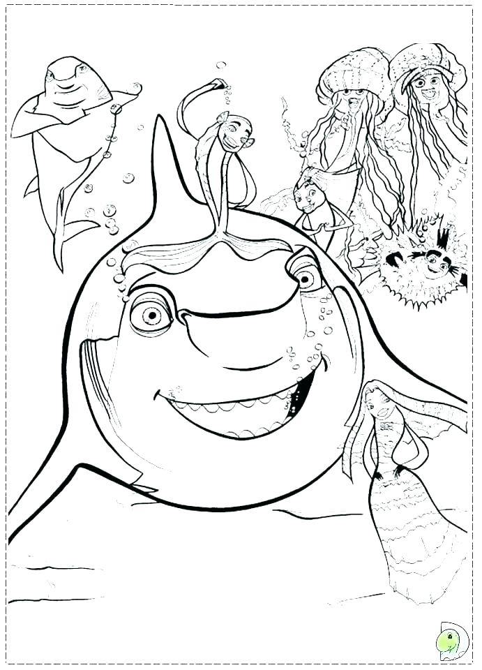 691x960 Shark Colouring Pages To Print Shark Coloring Pages Shark Coloring