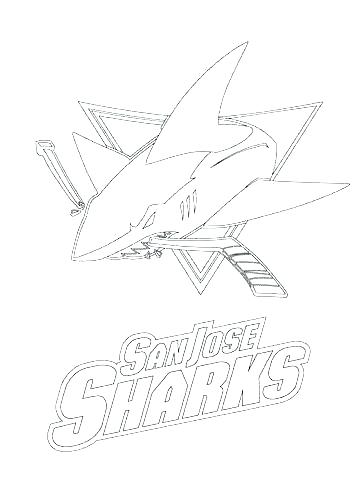 360x480 Sharks Coloring Pages Ideal Great White Shark Ring Pages Kids