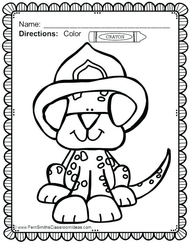 618x800 Dollar Coloring Page Fire Safety Coloring Pages Fireman Coloring