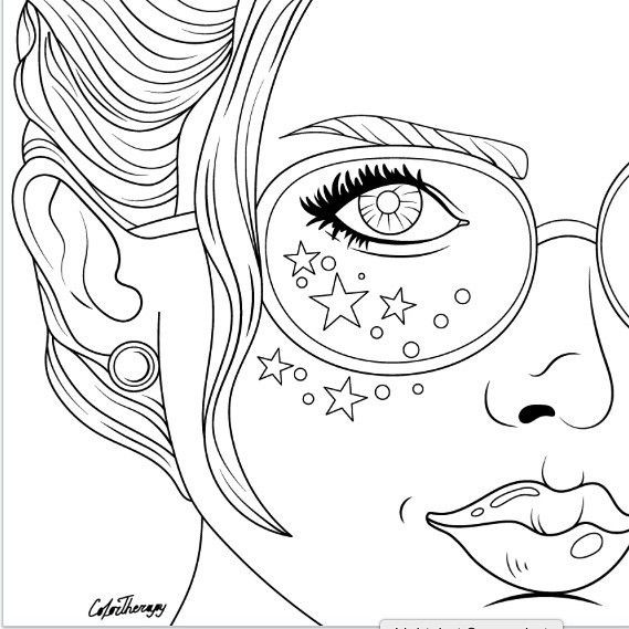 Sandbox Coloring Pages