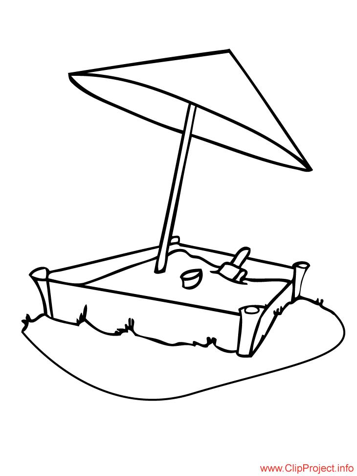 730x973 Sandbox Image Coloring Page
