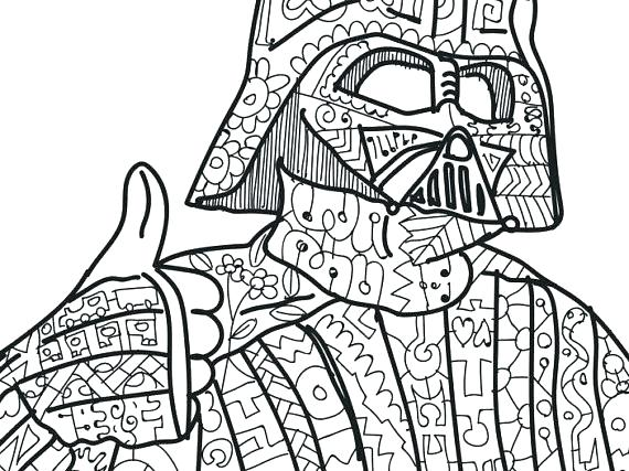 570x427 Star Wars Coloring Pictures Pages Sandbox Together With Page