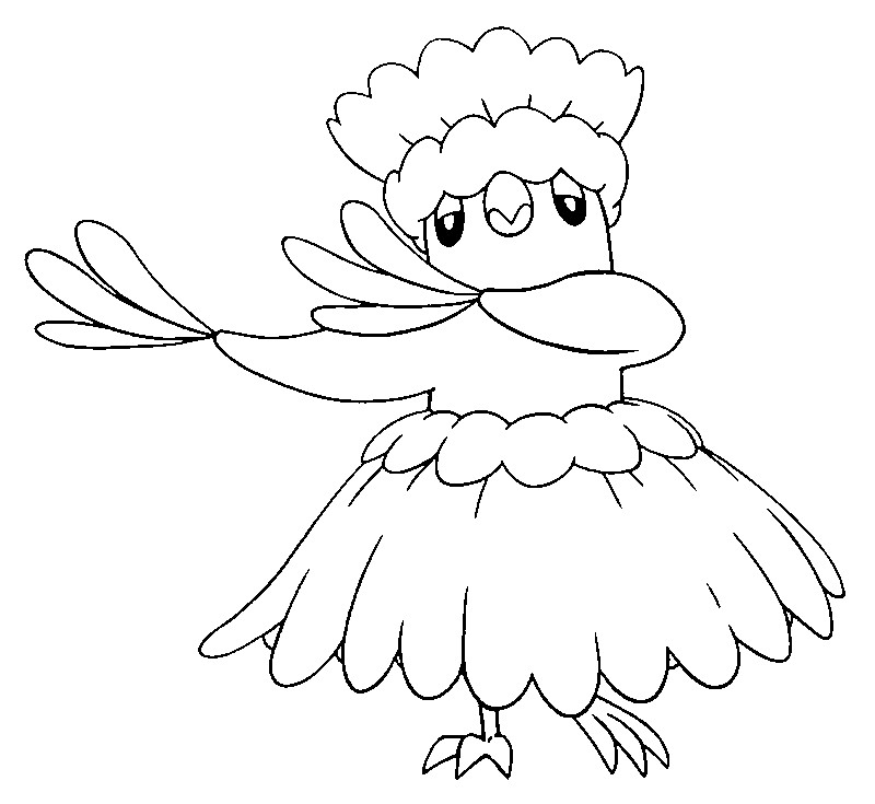 800x735 Coloring Pages Pokemon Alola Forms Drawing