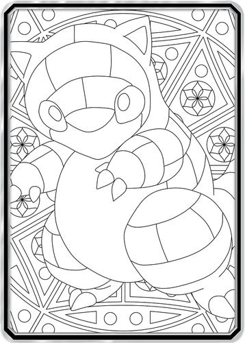 358x500 Winding Paths Art Tagged Holographic Pokemon Card Page