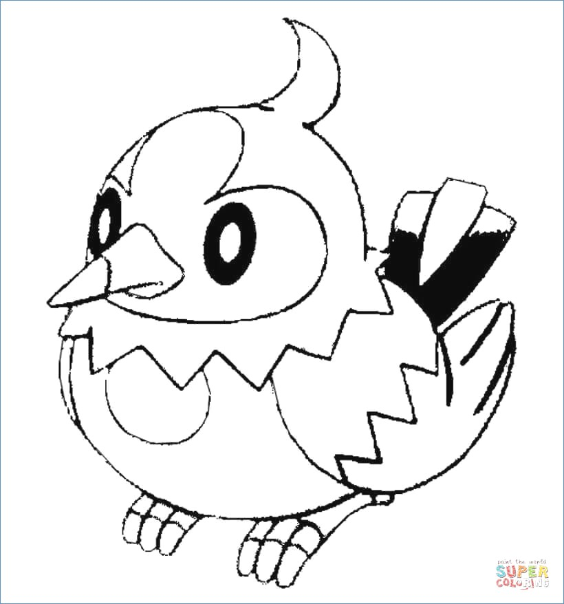 820x878 Arcanine Pokemon Coloring Page