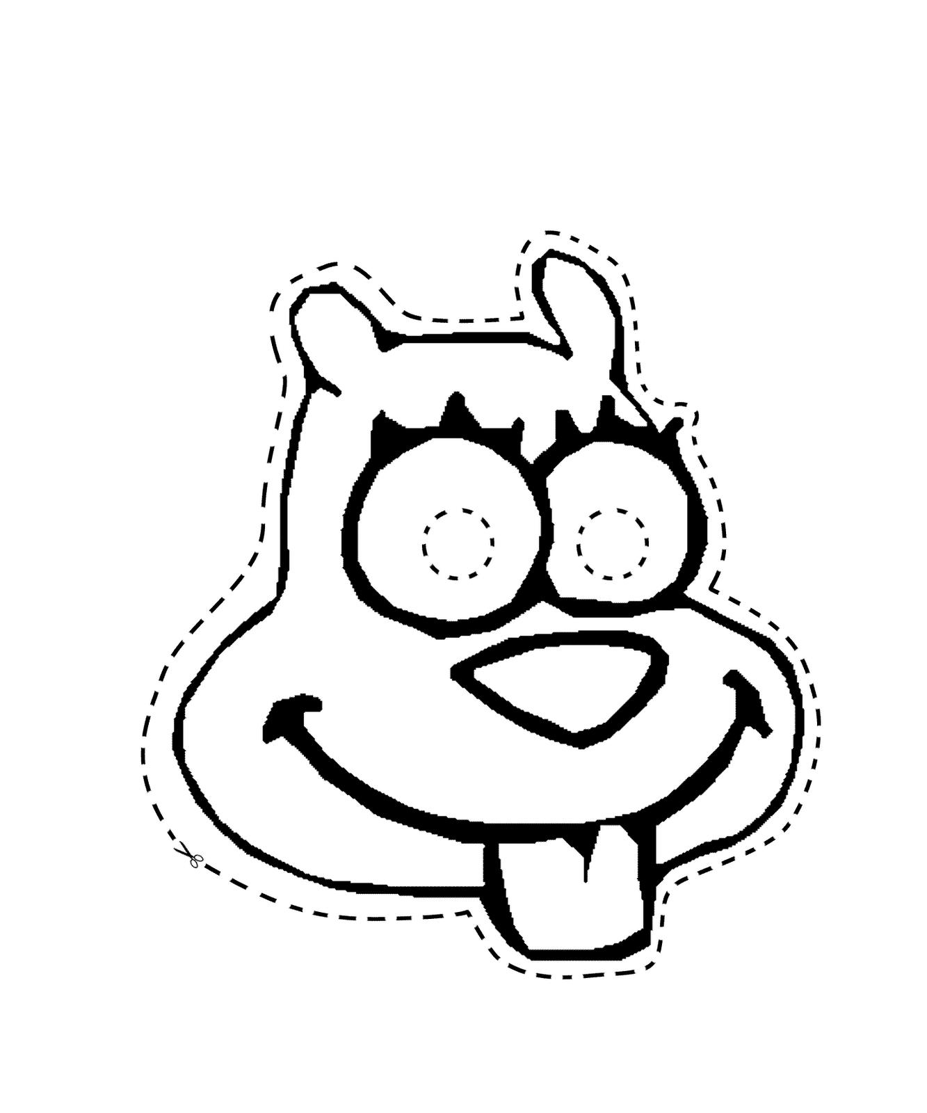 1333x1600 Princess Crown Monkey Pirate Mr Krab Sandy