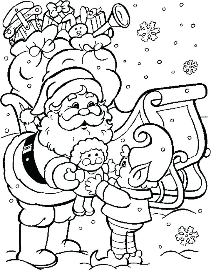 718x921 Xmas Coloring Pages Printable Free Merry Coloring Pages Merry