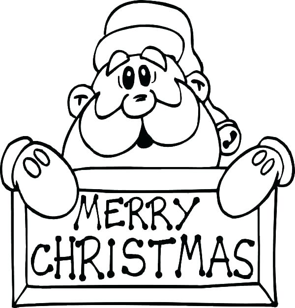 600x627 Coloring Pages Santa Coloring Pages Color Pages Coloring Pages
