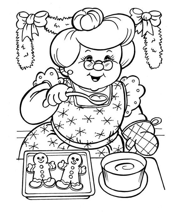 mrs claus worksheet. santa claus coloring pages go back print this ... | 684x564