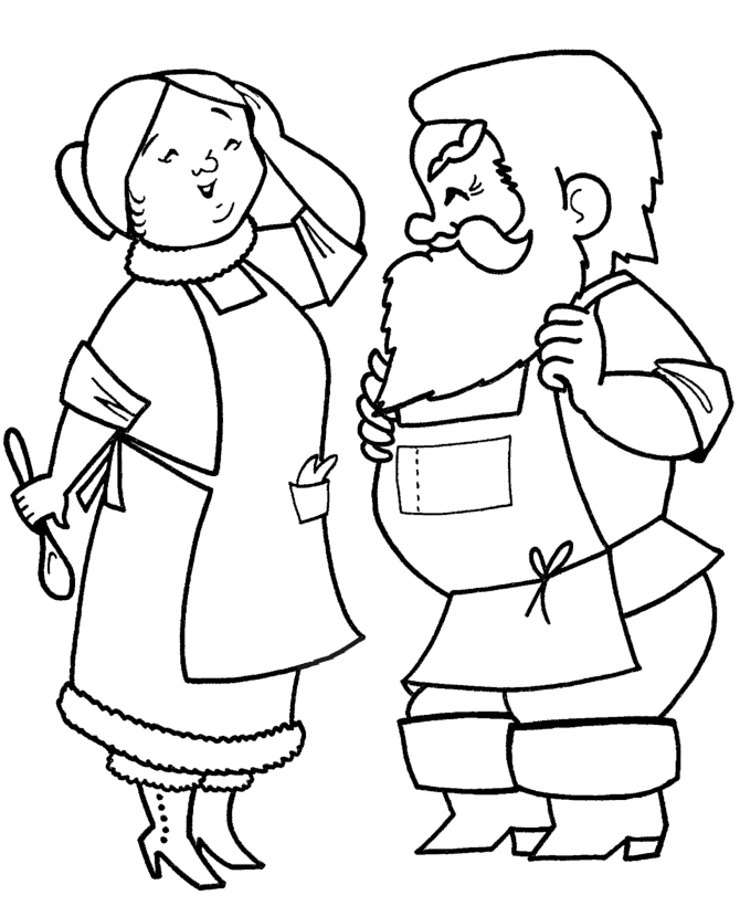 670x820 Santa Claus Coloring Pages Lovely Santa Mrs Claus Coloring Page