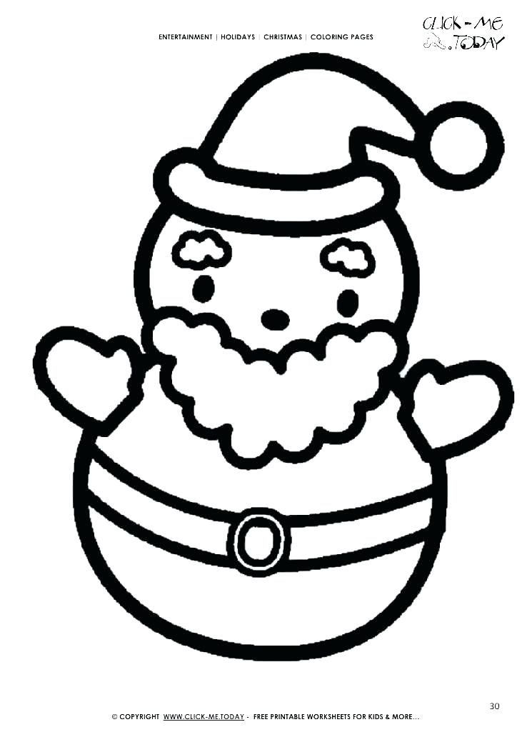 745x1053 Santa Printable Coloring Pages Coloring Pages Coloring Pages