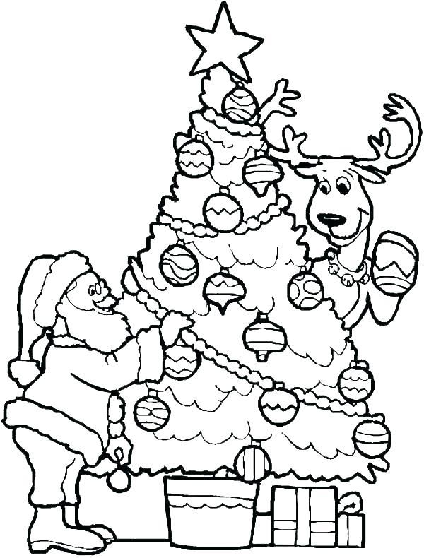 600x790 Santa Claus Coloring Page Coloring Pages Santa Claus Sleigh