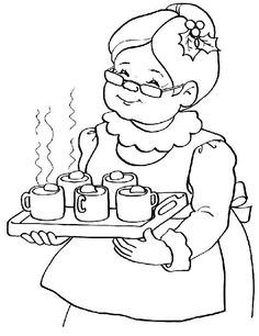 236x306 Santa Claus Coloring Pages Go Back Print This Page Go