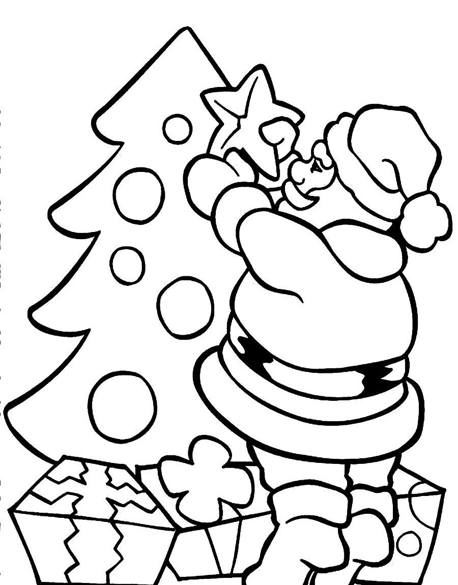 900x1150 Santa Claus Coloring Pages And All Coloring Pages