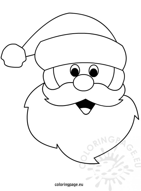 Santa Claus Coloring Pages at GetDrawings.com   Free for ...