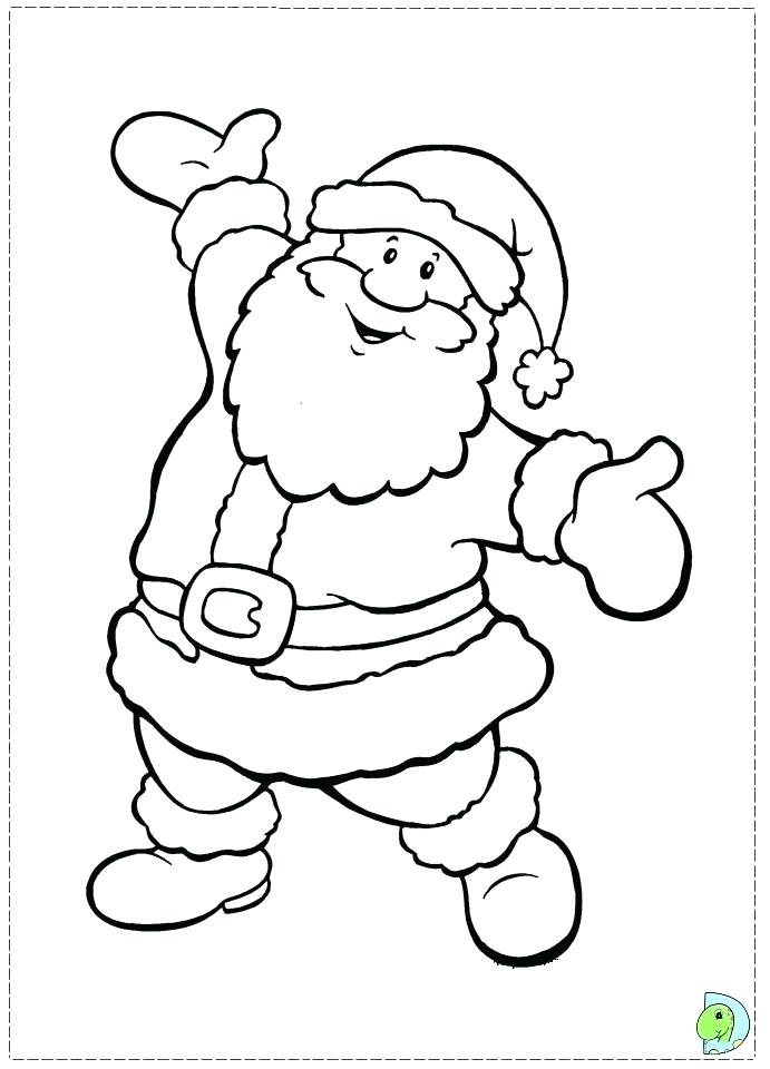 691x960 Santa Claus Coloring Pages Coloring Page Face Of Coloring Pages