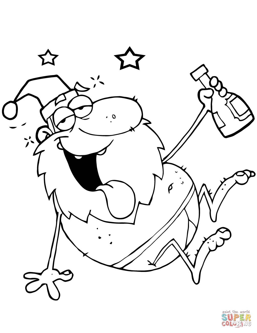 1005x1300 Santa Claus Coloring Pages Free Coloring Pages Santa Claus