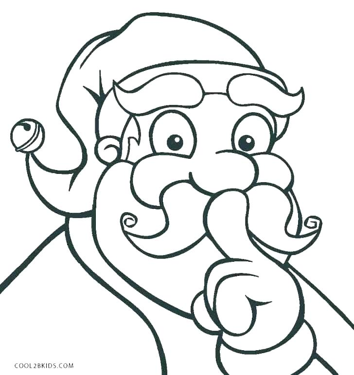 728x772 Santa Claus Coloring Page Coloring Coloring Pages Free Coloring