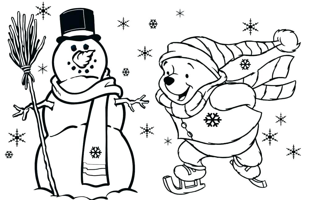 Santa Coloring Pages For Kids at GetDrawings | Free download