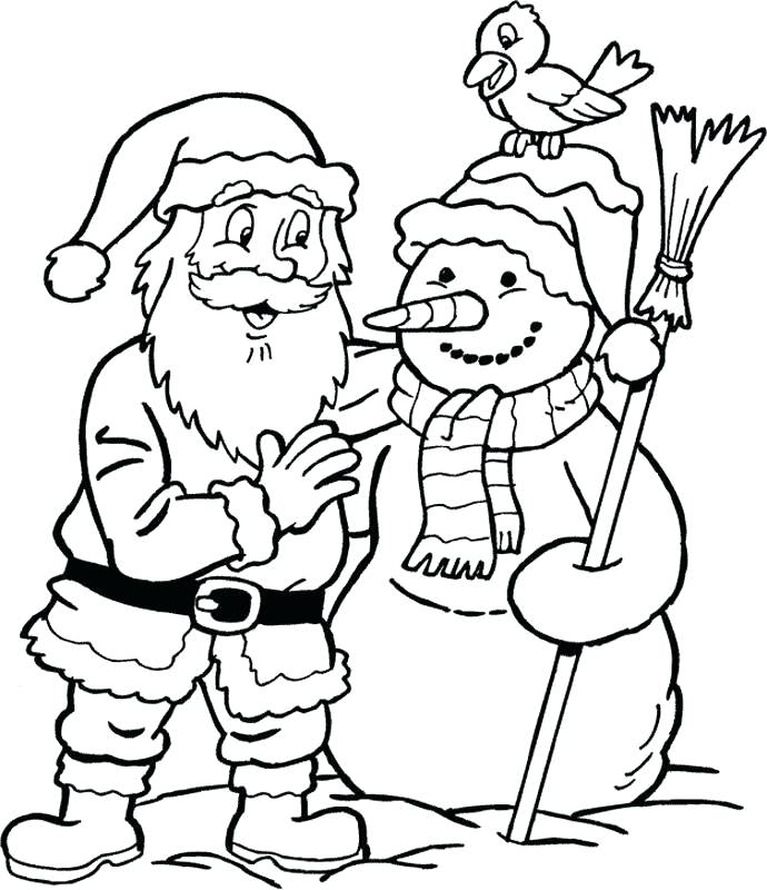 690x800 Xmas Coloring Pages Free Merry Coloring Pages Merry Coloring