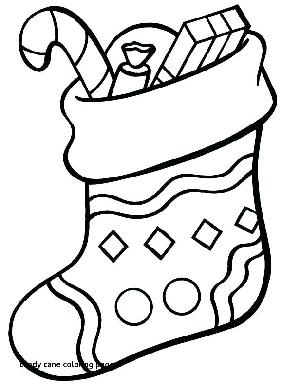 579x800 Santa Coloring Pages Printable For Kids Xmas Colouring