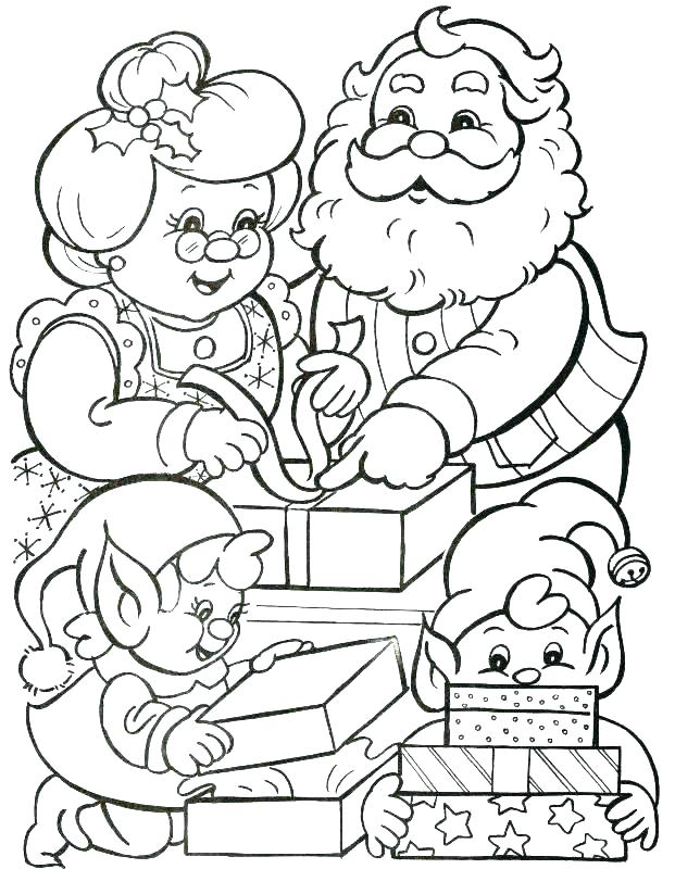 621x800 Merry Coloring Pages Coloring Sky Merry Coloring Pages Santa Claus
