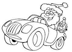236x170 Santa's Workshop Coloring Pages