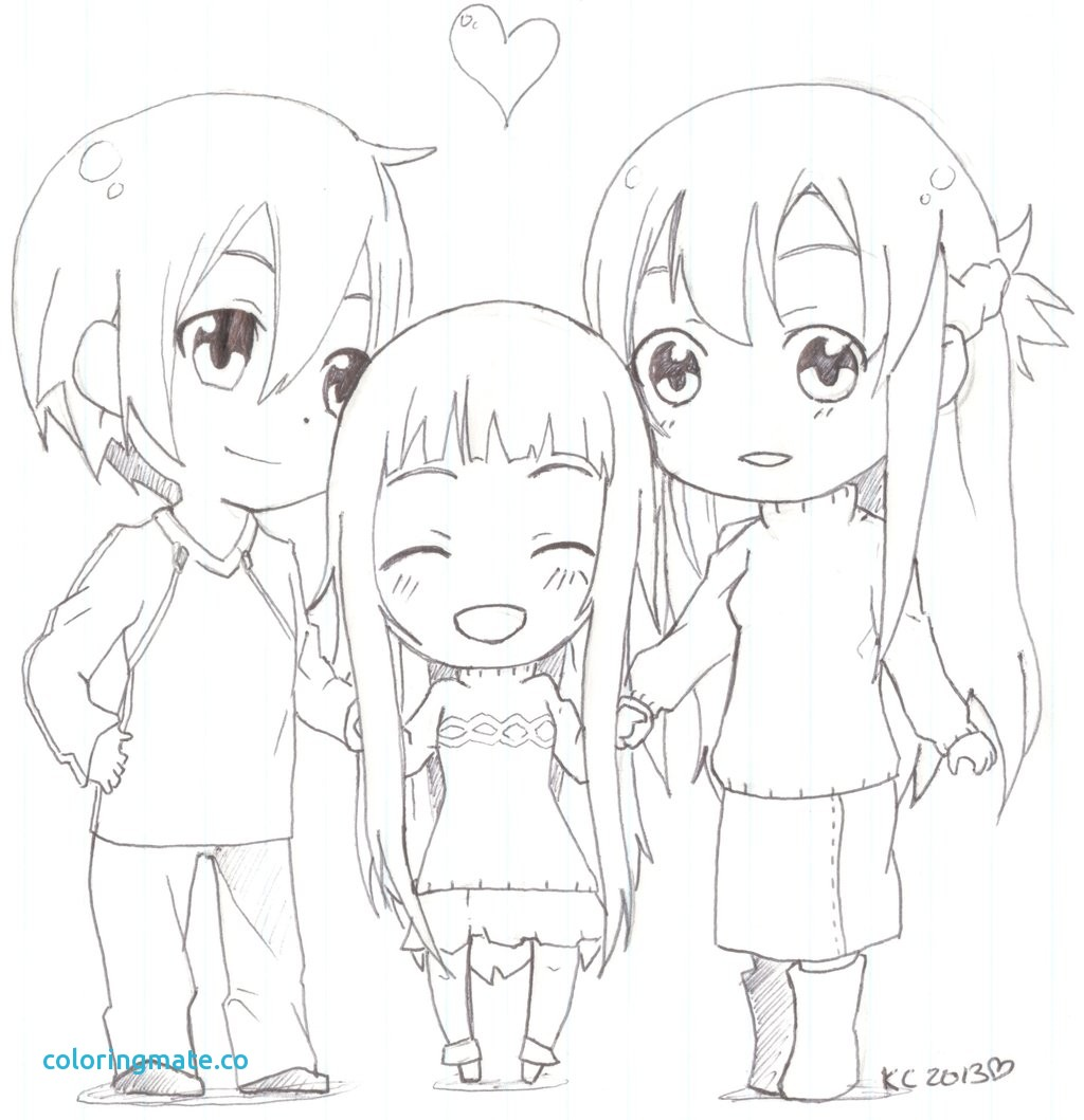 1024x1059 Sword Art Online Coloring Pages Lovely Sao Amazing