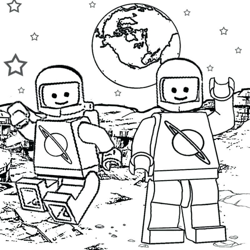800x800 Astronaut And Space Shuttle Coloring Pages Earth Satellite Best