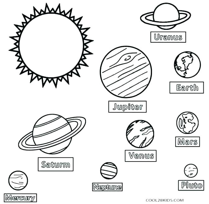 671x653 Saturn Coloring Pages Coloring Page Coloring Pages Planets