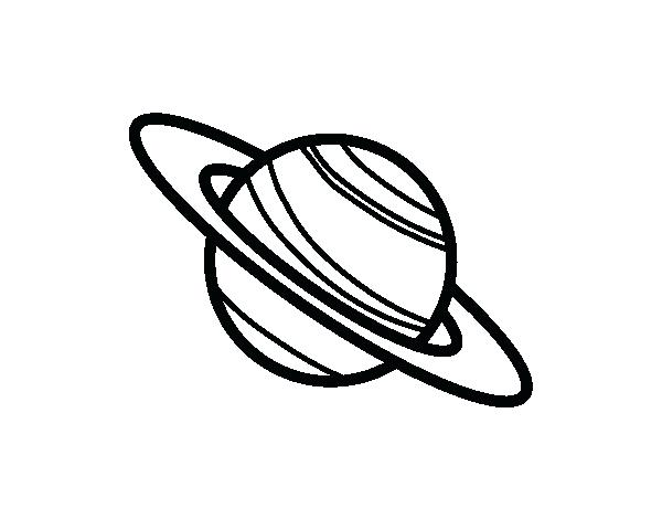 600x470 Coloring Pages Of Saturn The Planet Page Images For Image