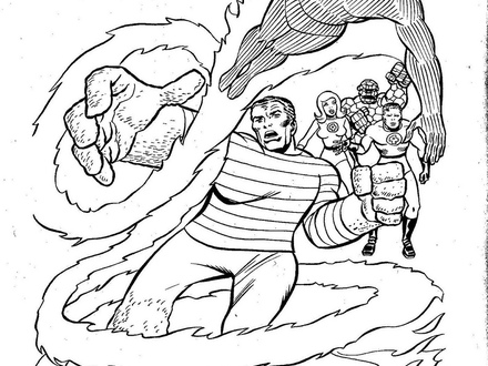 Saul Becomes Paul Coloring Pages