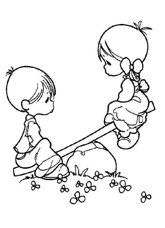 Saw Coloring Page