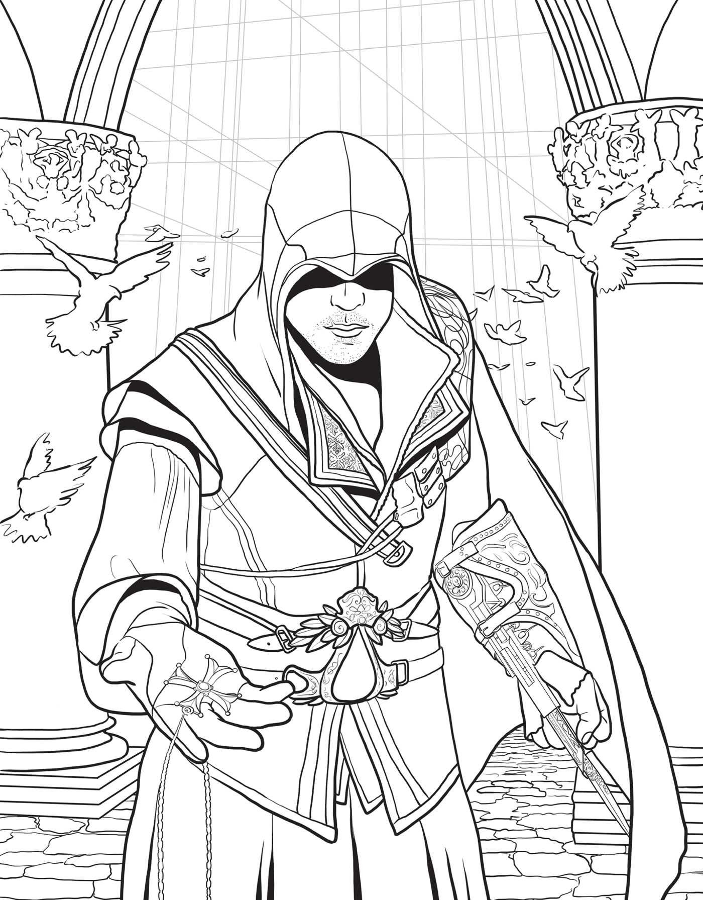 1400x1791 Assassin's Creed
