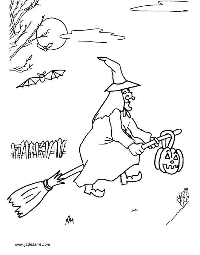 666x850 Witch Coloring Page Witch Hat Coloring Pages Scarlet Witch Age