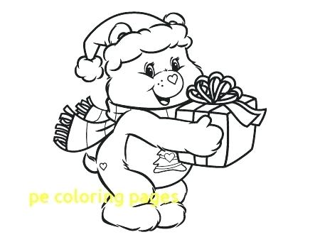450x334 Care Bear Coloring Pages Care Bears Coloring Pages Care Bear