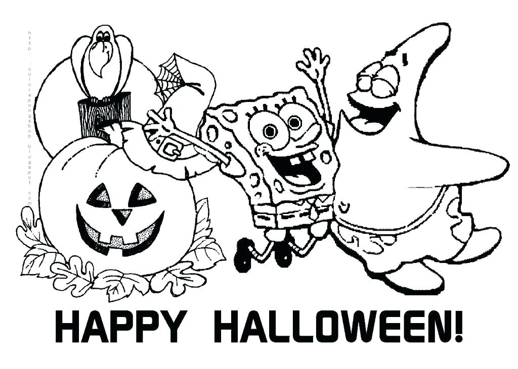 1024x731 Scary Halloween Coloring Pages Scary Coloring Pages Coloring Pages