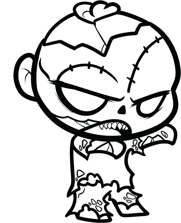 700x862 Coloring Pages Scary Coloring Page For Kids Scary Cat Happy