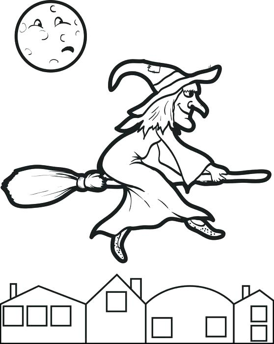 558x700 Cool Halloween Coloring Pages Coloring Pages Witch Coloring Page