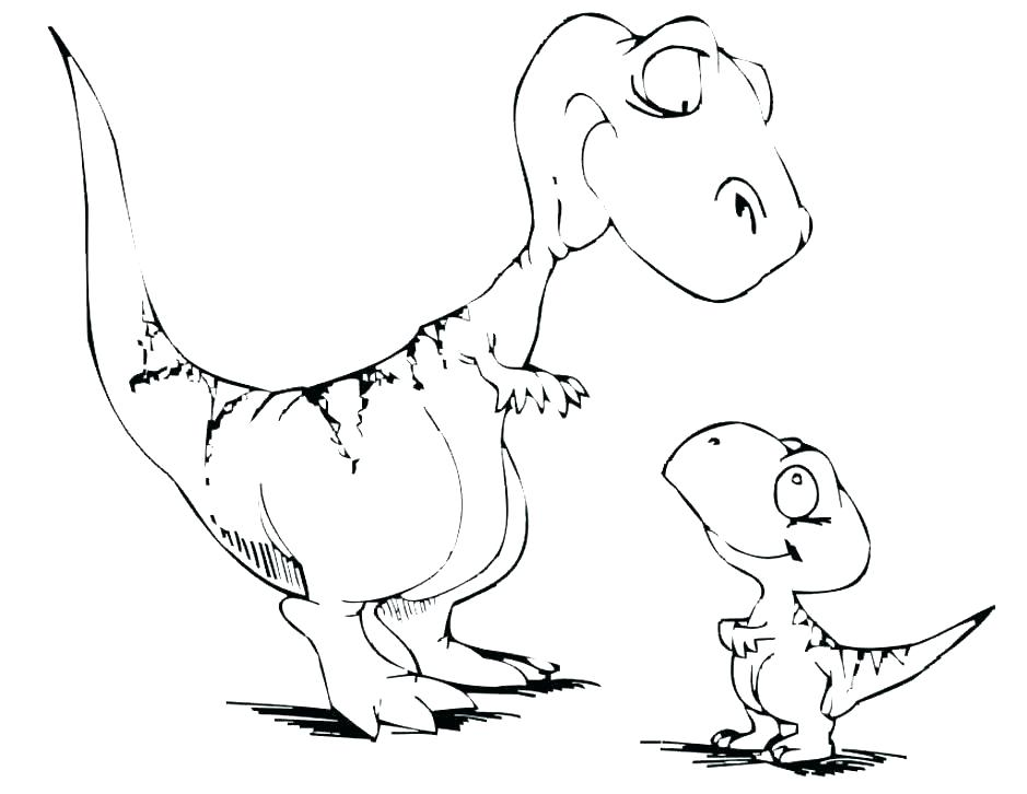 939x726 Child Coloring Pages Child Coloring Page Scary Dinosaur Coloring