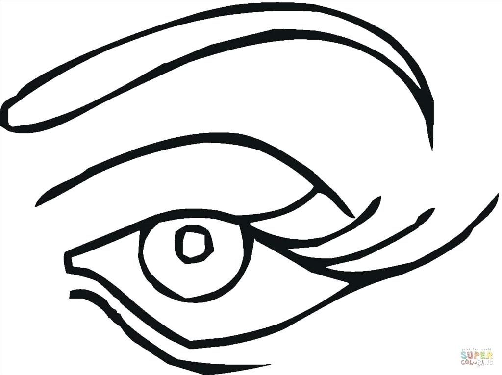 1024x765 Eyes Coloring Page Top Eyes Coloring Page Snapshot Scary Eyes