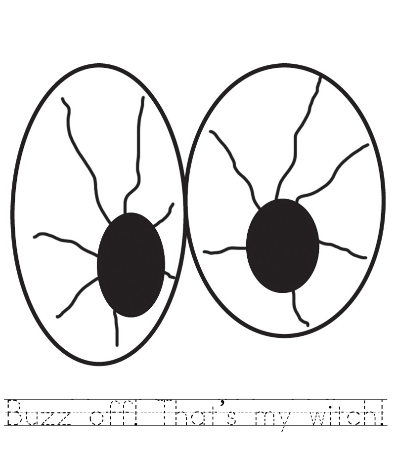 799x919 Scary Eyes Coloring Pages Spooky Eyes Coloring Pages Away
