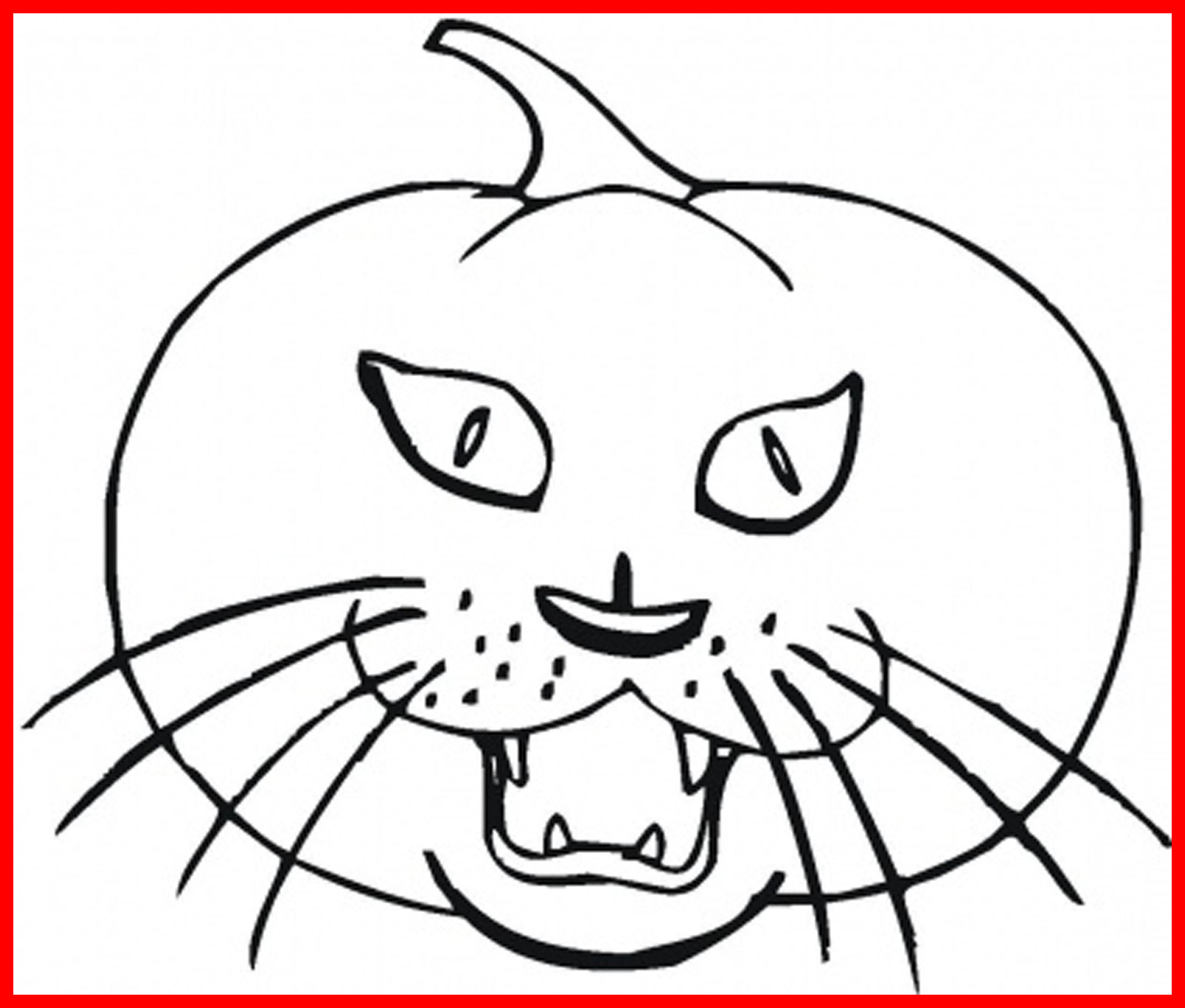 2608x2219 Stunning Scary Cat Drawing At Getdrawings For Personal Use Picture