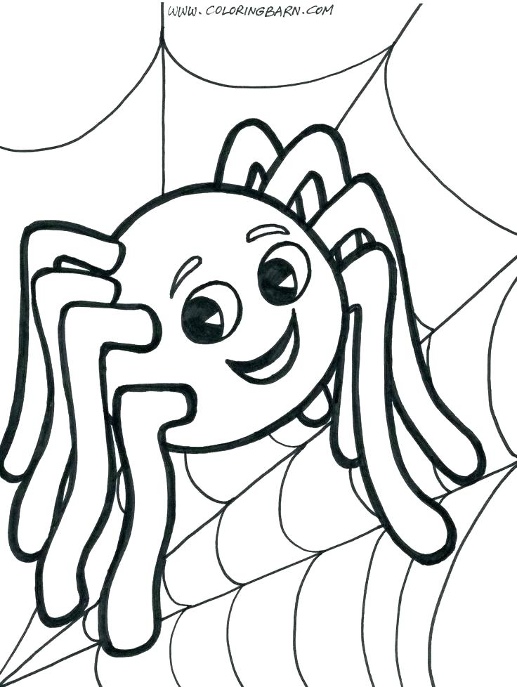Scary Halloween Printable Coloring Pages at GetDrawings ...