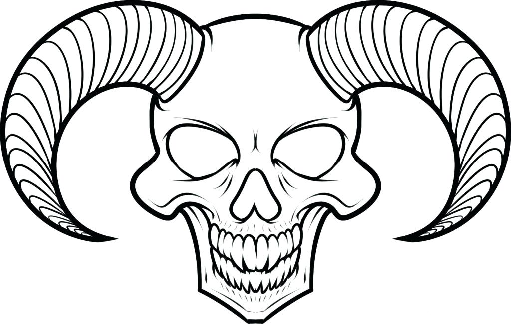 The best free Scary coloring page images. Download from ...