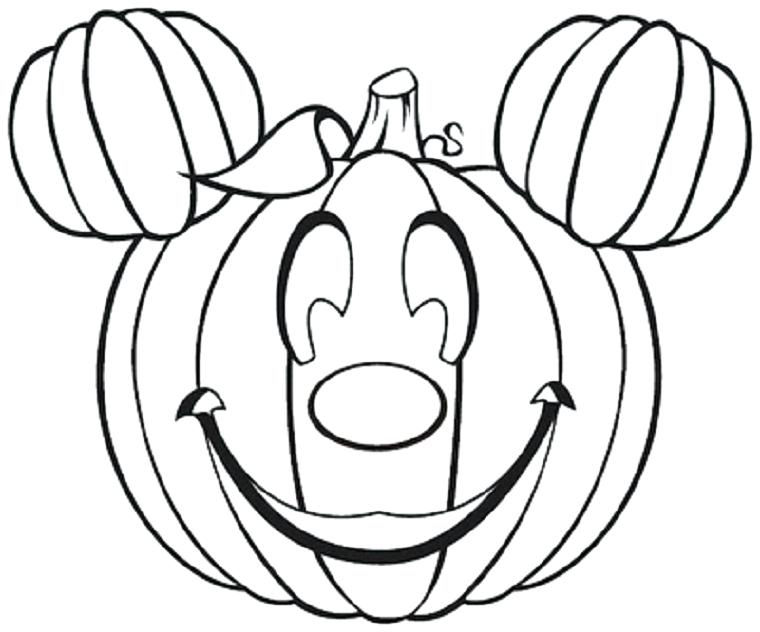 760x632 Scary Pumpkin Coloring Pages Scary Coloring Pages Scary Printable
