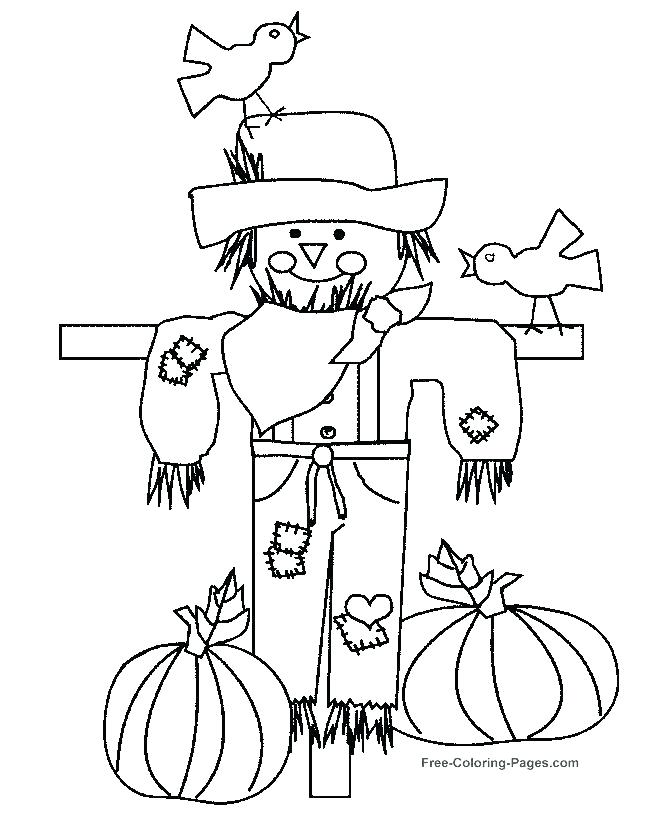 photo about Printable Scarecrow Coloring Pages identify The easiest cost-free Scarecrow coloring web site pics. Down load against